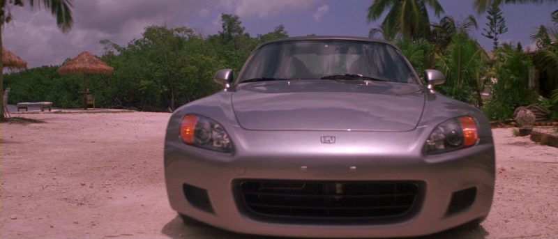 Honda S2000 Car in Heartbreakers (2001) Movie Product Placement