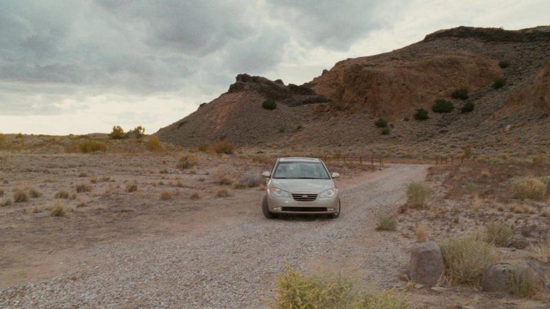 Hyundai Elantra Car in The Spy Next Door (2010) Movie Product Placement