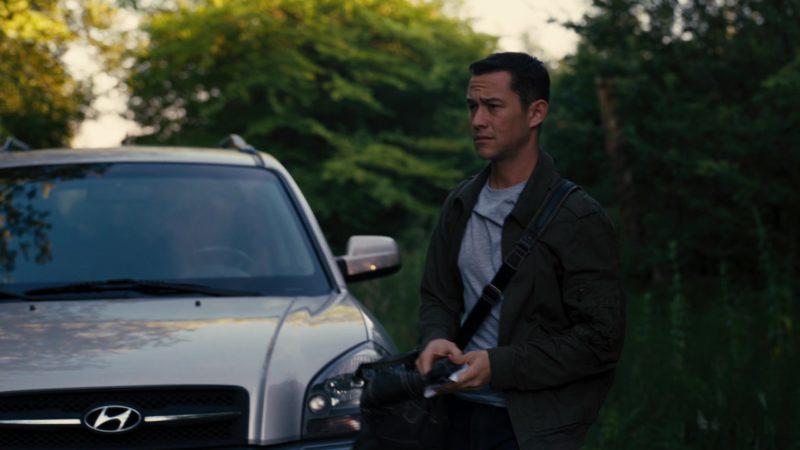 Hyundai Tucson Car in The Dark Knight Rises (2012) - Movie Product Placement