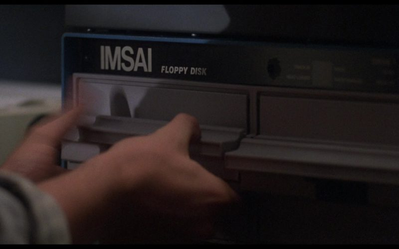 IMSAI Computer Used by Matthew Broderick in WarGames (3)