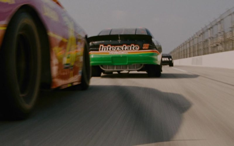 Interstate Batteries in Talladega Nights The Ballad of Ricky Bobby
