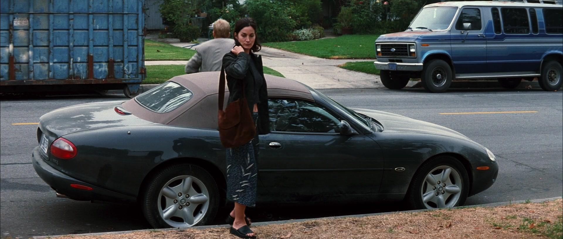 Jaguar Xk8 X100 Car Driven By Guy Pearce In Memento