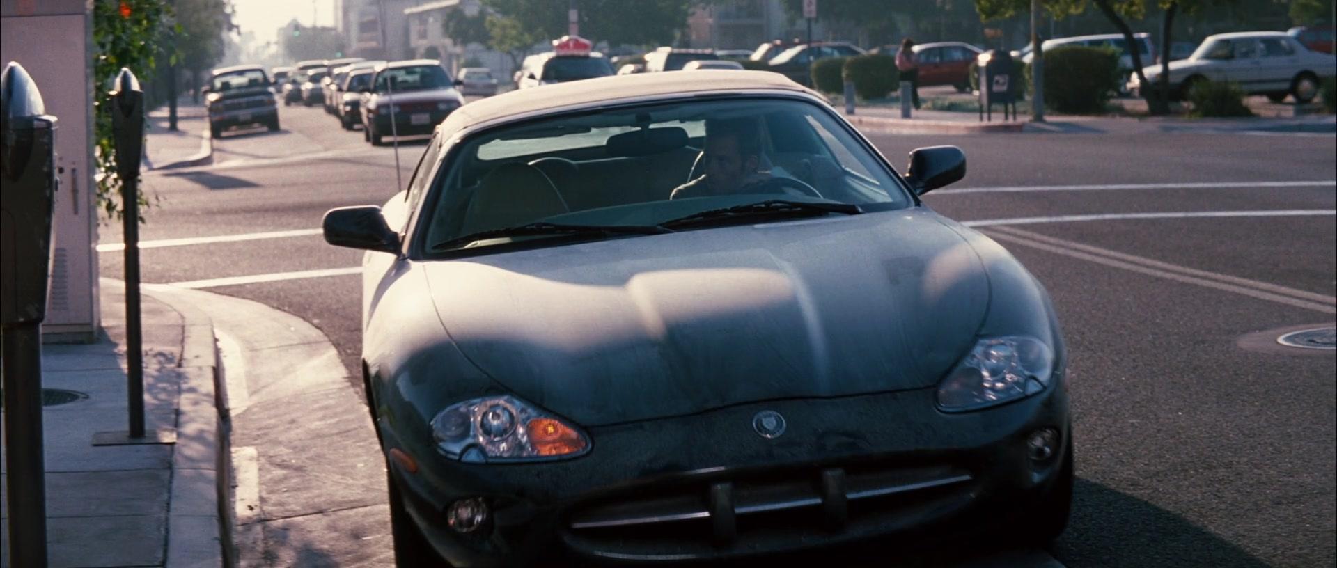 Jaguar XK8 [X100] Car Driven by Guy Pearce in Memento (2000