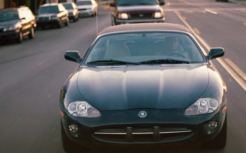 Jaguar XK8 [X100] Car Driven by Guy Pearce in Memento (8)