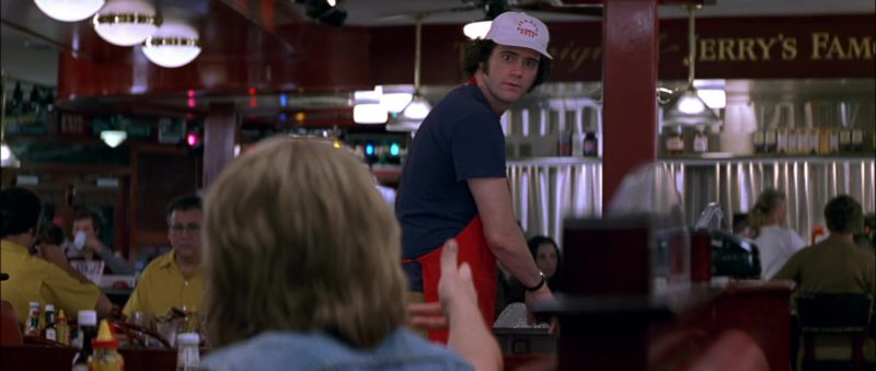Jerry's Famous Deli in Man on the Moon (1999) Movie Product Placement