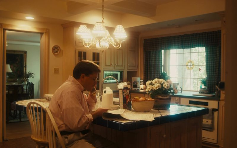 Kellogg's Frosted Flakes Cereal in The Informant!