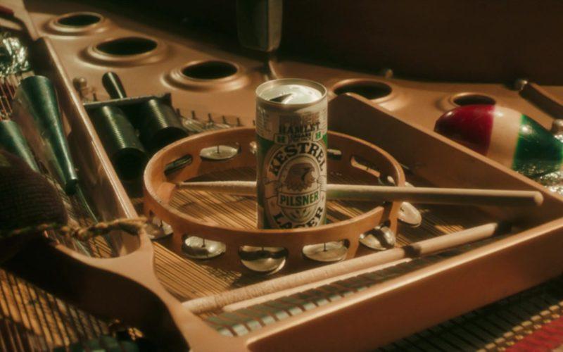 Kestrel Pilsner Lager Beer in Bohemian Rhapsody