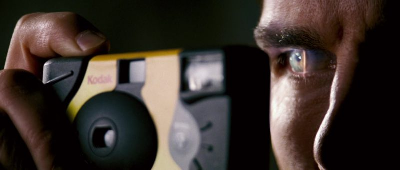 Kodak Camera Used by Tom Cruise in Mission: Impossible III (2006) - Movie Product Placement