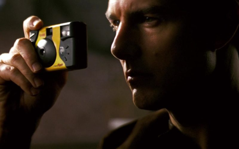 Kodak Camera Used by Tom Cruise in Mission Impossible (3)