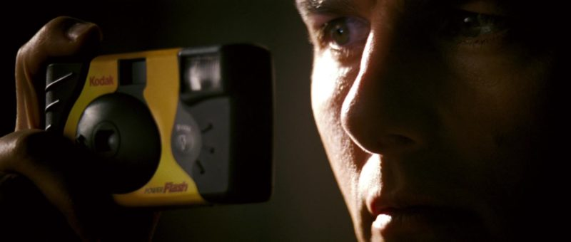 Kodak Camera Used by Tom Cruise in Mission: Impossible III (2006) Movie Product Placement