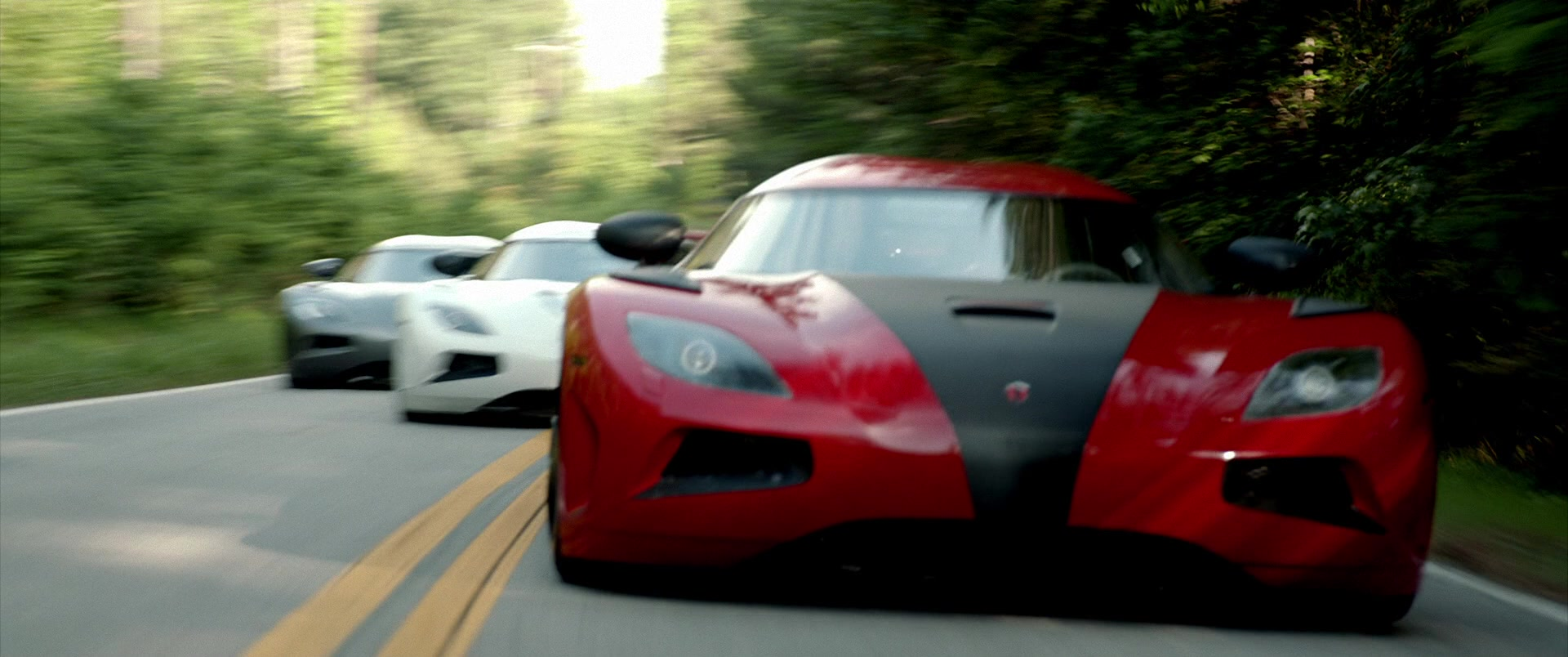 Koenigsegg Agera High Performance Sports Cars In Need For Speed 2014