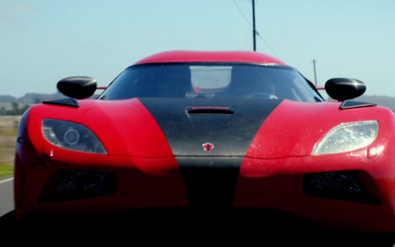 Koenigsegg Agera R Red Car Driven by Aaron Paul in Need for Speed (16)