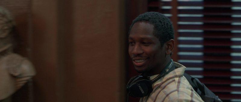 Koss Headphones in Runaway Jury (2003) - Movie Product Placement