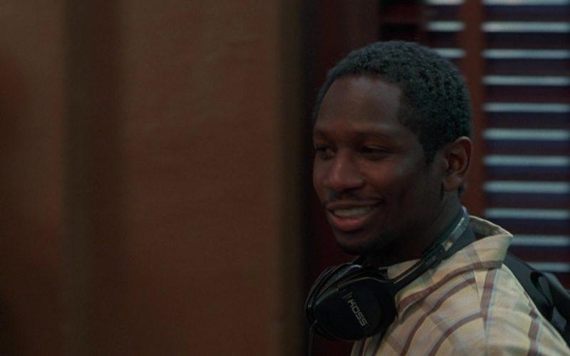 Koss Headphones in Runaway Jury