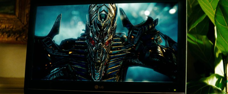 LG TVs in Transformers: Revenge of the Fallen (2009) Movie Product Placement