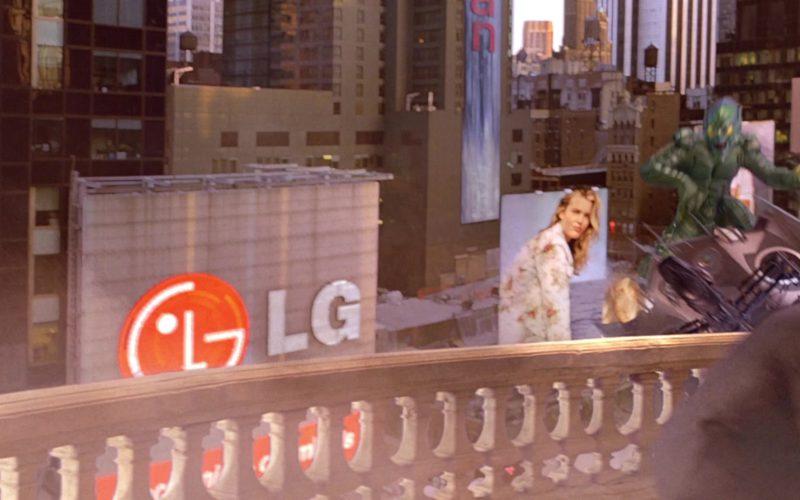 LG in Spider-Man