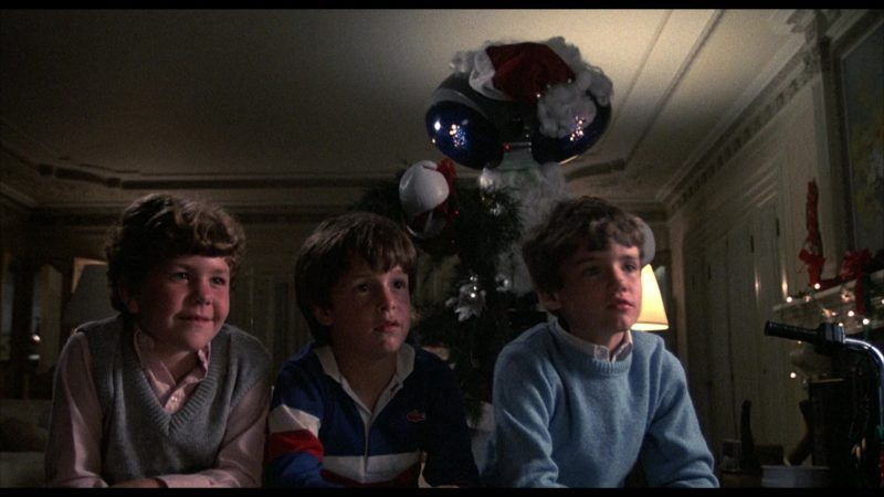 Lacoste Boys Shirt in Rocky 4 (1985) - Movie Product Placement