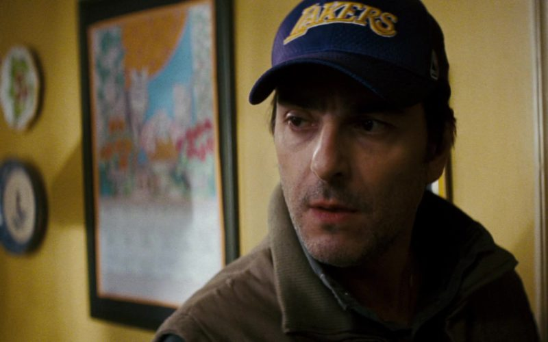 Lakers Cap Worn by Yvan Attal in Rush Hour 3 (1)