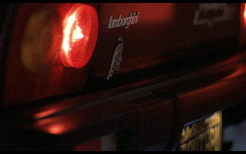 Lamborghini Jalpa Sports Car in Rocky 4 (3)