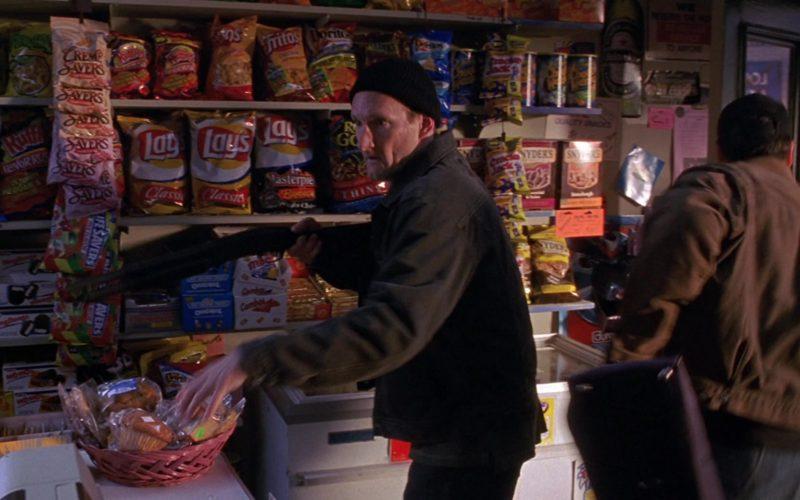 Lay's Chips, Fritos, Doritos in Spider-Man (1)