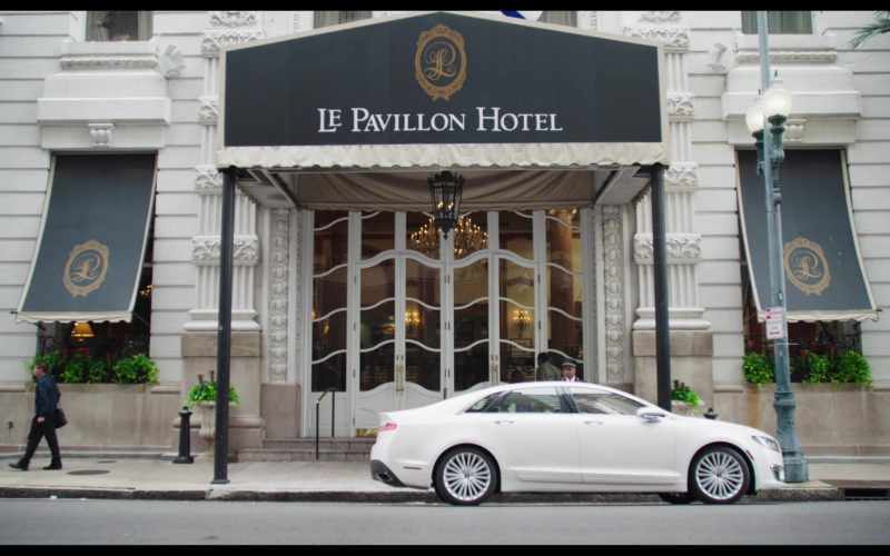 Le Pavillon Hotel in The Last Laugh (1)