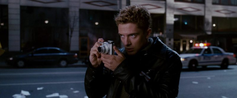 Leica Camera Used by Topher Grace in Spider-Man 3 (2007) - Movie Product Placement