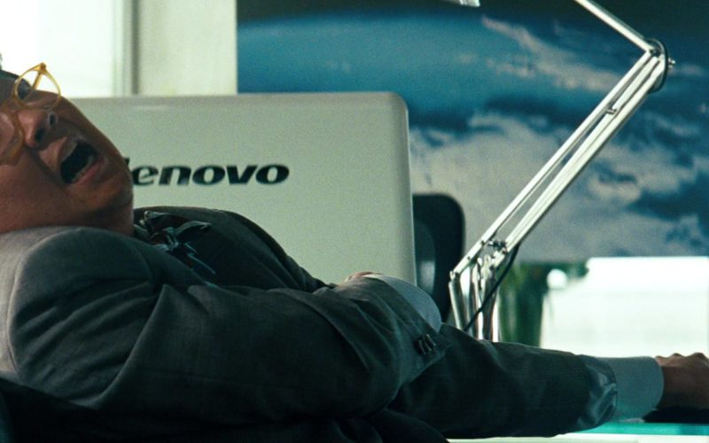 Lenovo All-In-One Computer Used by Ken Jeong in Transformers (1)