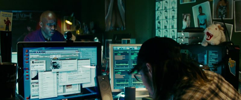 Logitech Speaker in Transformers: Revenge of the Fallen (2009) - Movie Product Placement