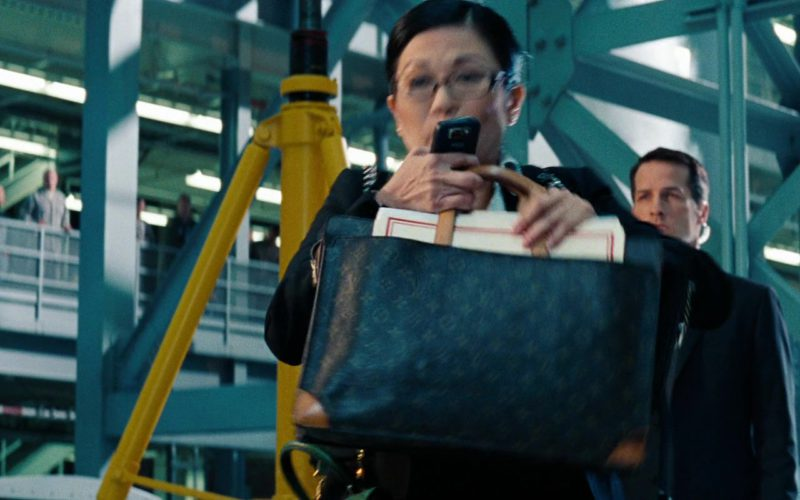 Louis Vuitton Handbag Held by Keiko Agena in Transformers (1)