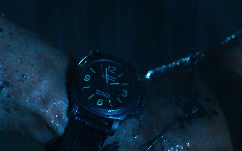 Luminor Panerai Marina Militare Men's Watch Worn by Sylvester Stallone in Rambo (2)