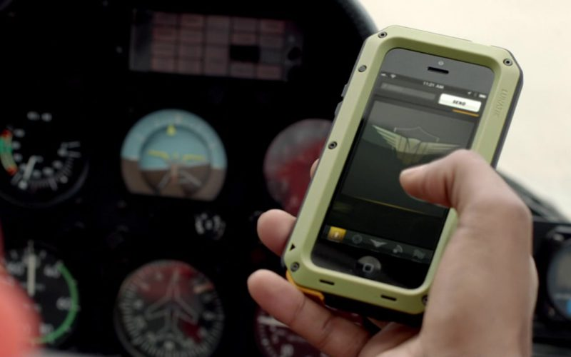 LunaTik TakTik iPhone Case in Need for Speed
