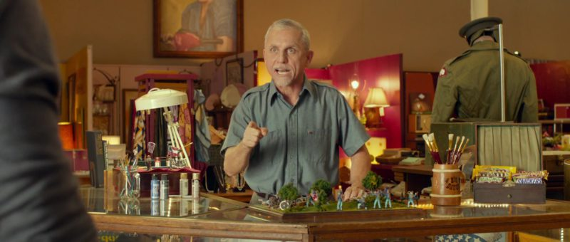 M&M'S, Snickers, MilkyWay, Twix Candy Bars in Antiquities (2018) - Movie Product Placement