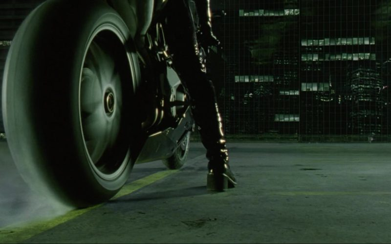 MV Agusta F4 Motorcycle in The Matrix Reloaded (1)