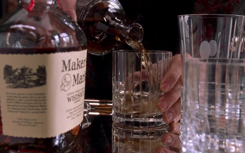 Maker's Mark Handmade Kentucky Straight Bourbon Whisky in Spider-Man