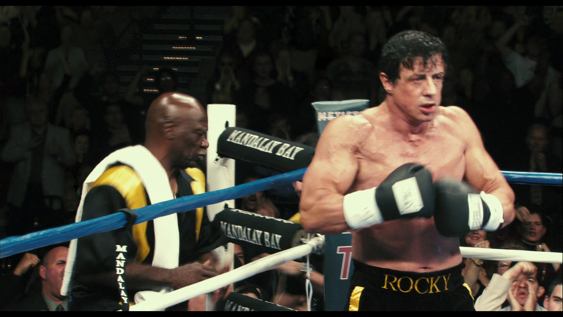 Mandalay Bay Resort And Casino In Rocky Balboa 2006 Movie