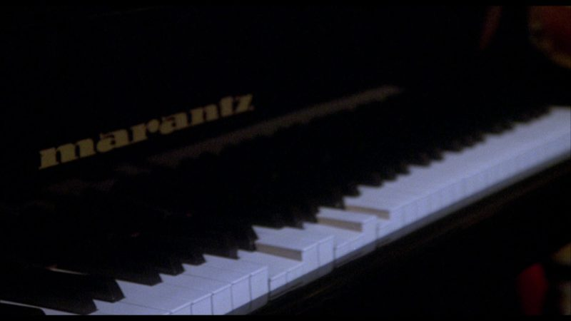 Marantz Piano in Rocky 3 (1982) - Movie Product Placement