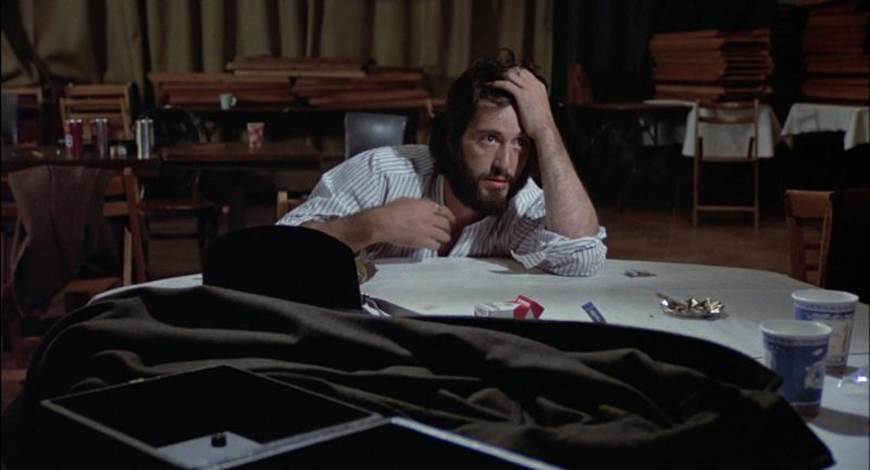 Marlboro Cigarettes in Serpico (1973) Movie Product Placement