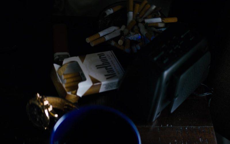 Marlboro Cigarettes in The Equalizer