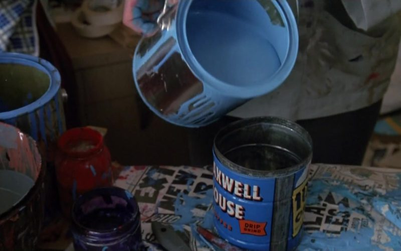 Maxwell House Coffee Metallic Canister in Mermaids (1)