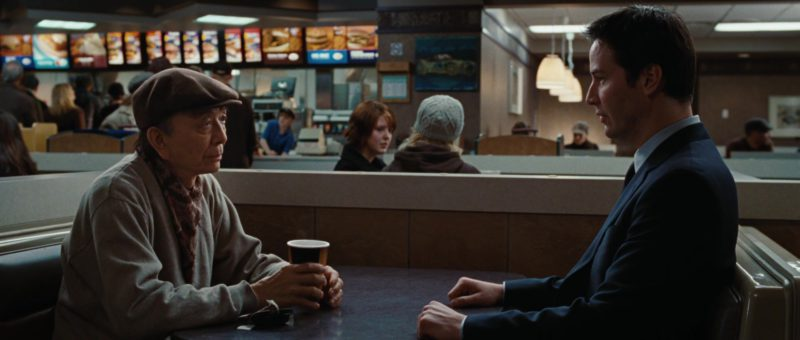 McDonald's Restaurant in The Day the Earth Stood Still (2008) - Movie Product Placement