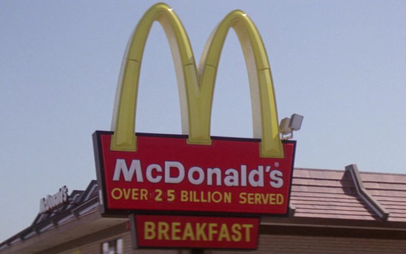 McDonald's Restaurant in Time After Time (1)