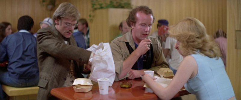McDonald's Restaurant in Time After Time (1979) - Movie Product Placement