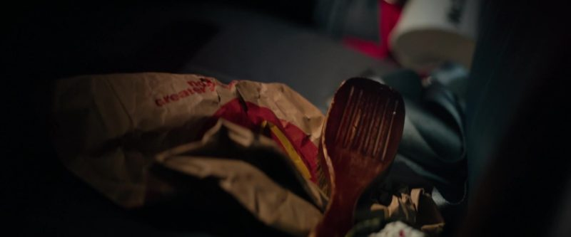 McDonald's in The Hate U Give (2018) Movie Product Placement