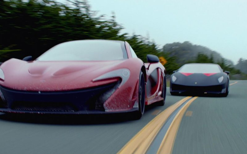 McLaren P1 Sports Car in Need for Speed
