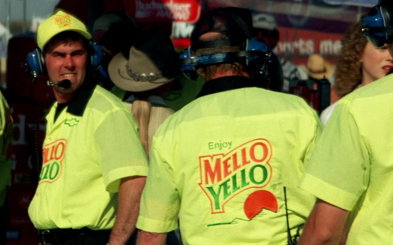 Mello Yello in Days of Thunder (1)