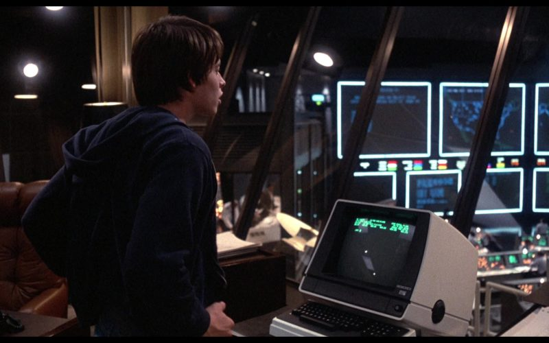 Memorex Computer in WarGames (1)