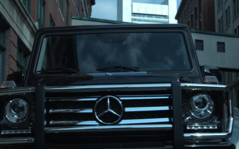 Mercedes-Benz G-Class SUV in Proud Mary (4)