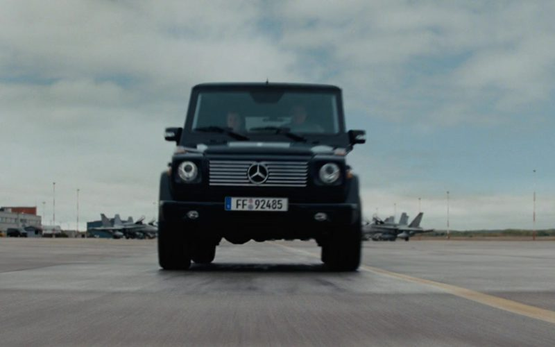 Mercedes-Benz G500 [W463] SUV in The A-Team (4)
