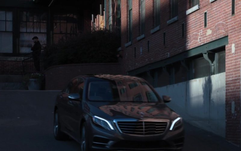 Mercedes-Benz S550 4Matic Car in Proud Mary (3)