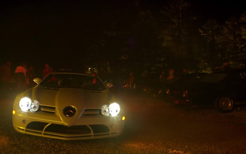 Mercedes-Benz SLR McLaren Roadster [R199] Car in Need for Speed (1)
